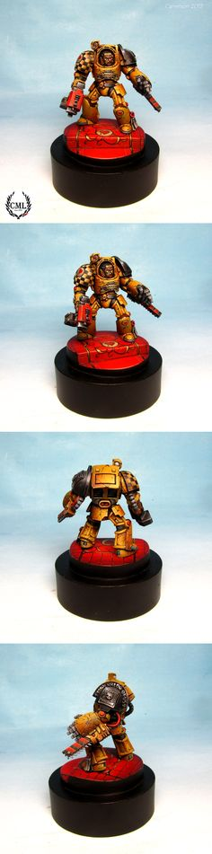 Lamenters Terminator by camelson