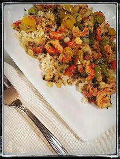 Wish Upon A Chef: Crawfish Etouffee - my unintimidating version