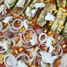 Kvaskulienka.sk - Blog o pečení z kvásku Mozzarella, Cobb Salad, Pizza, Blog, Basket, Blogging