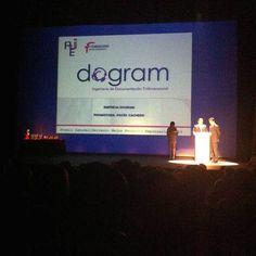 Premios AJE Asturias 2014 Sabadell Dogram