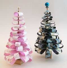 Christmas Handmade Paper Craft Decorations_30