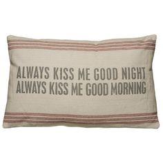 Always Pillow.