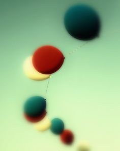 Photography Print - Balloon Parade Number Two 8x10.