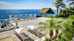 #curacao #villa #townhouse #houseforsale  http://orange-real.estate Boca Gentil Ocean Front Villa
