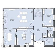 Haus Berger – Erdgeschoss