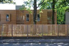 Les Maisons d'Hélios, Tourcoing, Atelier 9.81 - Realisation