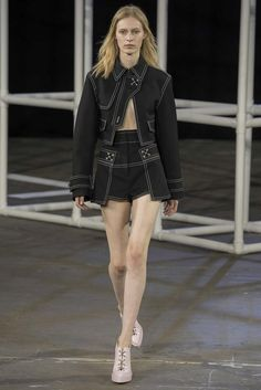 Alexander Wang Spring 2014 Ready-to-Wear - Collection - Gallery - Style.com