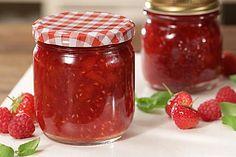 Erdbeer-Himbeer-Konfitüre