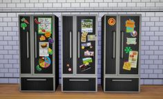 It's all about clutter, Sticker Fridge 2.0 (9rc) Download Simlish fonts by...