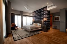 St Mary Penthouse bedroom