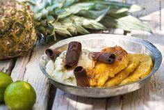 Καραμελωμένος ανανάς