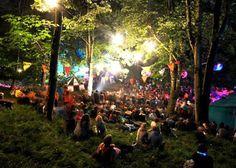 Wilderness Festival at the Cornbury Park estate in Oxfordshire, England.