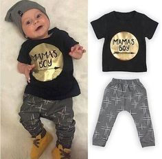 Mammas Boy Clothing sets, 1 set