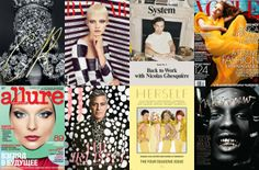 The Best Magazine Covers of 2013 | Fashionista