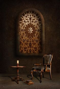 Beautiful Portals | petitpoulailler: darkface:  Dreamed Place  by...