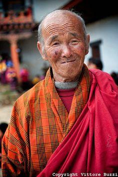 Bhutan, monastery