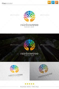 Tree - Logo Design Template Vector #logotype Download it here: http://graphicriver.net/item/tree-logo/10833652?s_rank=1096?ref=nesto