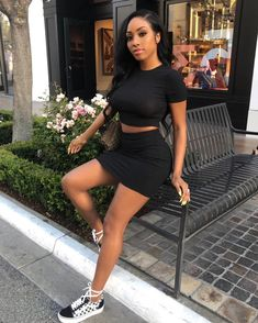 See more ideas about Styles outfits, Loot attire and Girl fashion. Chill Outfits, Swag Outfits, Trendy Outfits, Cute Outfits, Fashion Killa, Look Fashion, Girl Fashion, Fashion Outfits, Womens Fashion