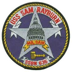 USS Sam Rayburn SSBN-635 on which I was a member of the commissioning, sea trials, and first patrol in the Blue crew.