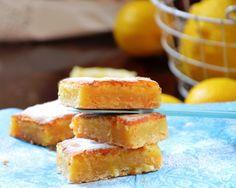 Lemon And Ginger  לימון וג'ינג'ר: בלוג אוכל ישראלי: למון בארס - ריבועי לימון חלומיים , רוצו להכין