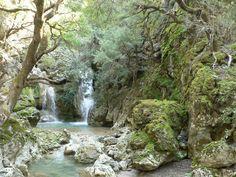 ART TRAVEL Crete, Waterfall, Travel, Outdoor, Outdoors, Viajes, Trips, Outdoor Living, Traveling