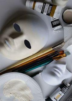 How to make Venetian Masks                                                                                                                                                     More