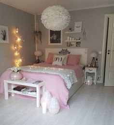 Cute Teen Girl Bedroom Design Ideas You Need To Know is part of Pink living room decor - Love pink Want it for your girl's bedroom, or even maybe yours Whether you are decorating for yourself, a little […] Girl Bedroom Designs, Girls Bedroom, Teen Bedroom Sets, Teen Bedroom Colors, Bedroom Stuff, Teen Girl Rooms, Teen Boys, Teenage Bedrooms, Unique Teen Bedrooms