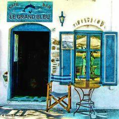 Katapola, Amorgos..... Colors of Greece!