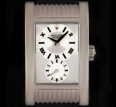 Rolex Unworn Cellini Prince NOS Gents 18k White Gold Silver Roman Dial B&P 5441/9 Rolex Cellini, Used Rolex, Patek Philippe, Black Opal, Rolex Watches, Roman, Avengers, Prince, Clock
