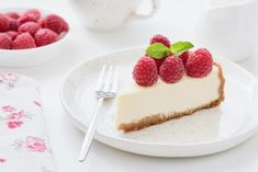 Lactose Free Cheesecake, Low Carb Cheesecake, Easy Cheesecake Recipes, Keto Desserts, Delicious Desserts, Lactose Free Cream Cheese, Lactose Free Milk, Ricotta, Biscuit Speculoos
