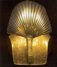 Máscara funeraria 2de Tutankhamon