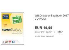 """Ebay: """"WISO Steuer-Sparbuch 2017"""" für 19,99 Euro frei Haus https://www.discountfan.de/artikel/technik_und_haushalt/ebay-wiso-steuer-sparbuch-2017-fuer-19-99-euro-frei-haus.php Das """"WISO Steuer-Sparbuch 2017"""" ist jetzt bei Ebay als """"Wow! des Tages"""" zum Schnäppchenpreis von 19,99 Euro zu haben. In den ersten Stunden wurden bereits über 300 Exemplare verkauft. Ebay: """"WISO steuer-Sparbuch 2017"""" für 19,99 Euro frei Haus (Bild: Eb... #Soft"""