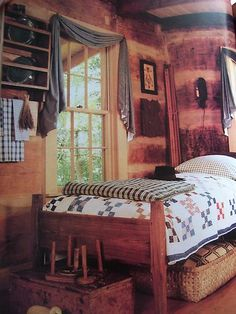 Old Early Primitive Decorating Book~☆1991 COUNTRY HOME☆~~♥Prim Offerings