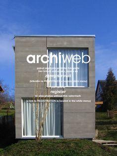 archiweb.cz - Montovaná chata v Bernolákove