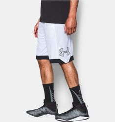 Men's UA Isolation Basketball Shorts