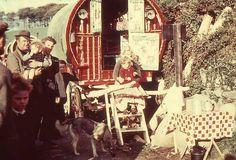 Travelers in Ireland 1950s