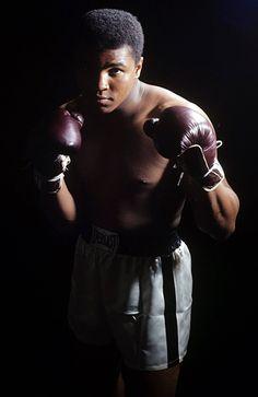 Muhammad Ali. Preparation.