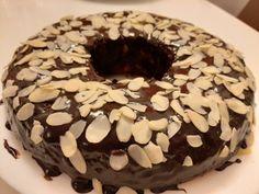 Kuglóf recept (csokis - MANDULÁS) - MesiNasi - Sütemény és Egyszerű Étel Receptek Vegan Food, Vegan Recipes, Doughnut, Veggie Food, Vegane Rezepte, Vegan Meals, Vegetarian Food, Vegetarian Recipes