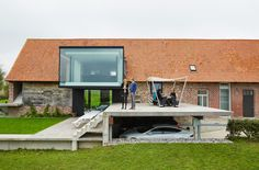 Wynants Residence / Govaert & Vanhoutte Architects