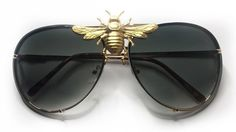 37e1248453d I ll Be Rich Forever Bee Sunglasses  Limited Black Out Edition  – TNEMNRODA