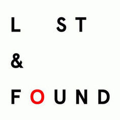"""I found this use of text to be really cleaver. There is no """"o"""" in lost, but it is in the word found; helping to represent the meaning of each word. The """"o"""" is also in red while the other text is in black. This helps the """"o"""" to stand out among the rest of the text."""