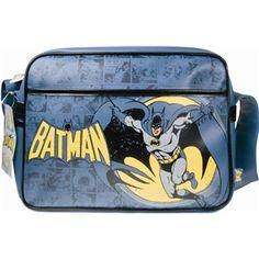 Batman Men's Retro Bag