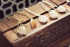 I love this idea! Perfect for the crystals and rocks I have saved up.