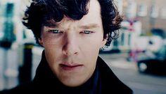 Sherlock solving the mystery!