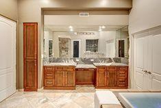 Mahogany Bathroom Cabinets Queen Creek AZ.   http://kitchencabinetsatcost.com