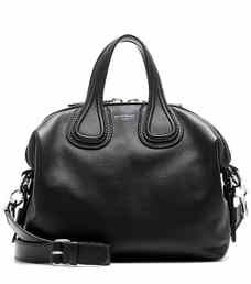 Nightingale small leather tote