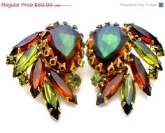 Big Sale Juliana Heliotrope Rhinestone by TheJewelryLadysStore, $48.00