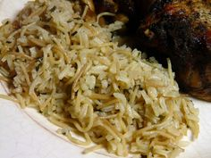 Thibeault's Table: Homemade Rice-A-Roni.  Change it up to brown rice and whole grain pasta and make it healthy