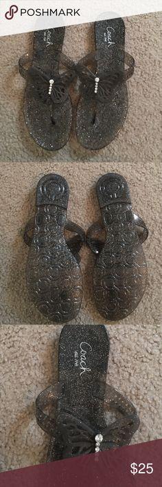 Selling this Coach sandals on Poshmark! My username is: klaroc. #shopmycloset #poshmark #fashion #shopping #style #forsale #Coach #Shoes