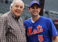 Mets all time hit leaders - Ed Kranepool and David Wright